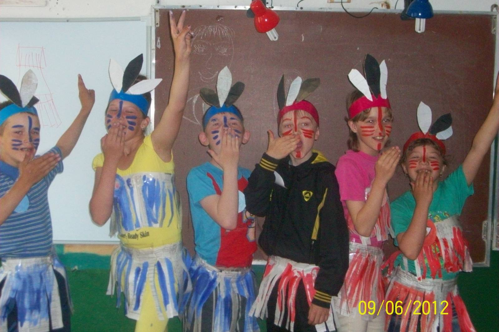 Фото праздник у индейцев 5